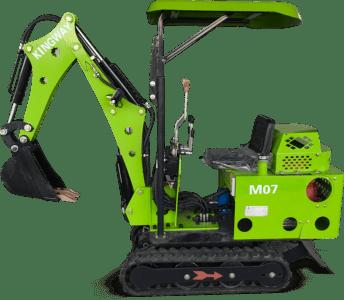 Koparka M07